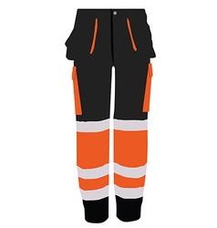 Worker pants vector