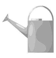 Cartoon for watering the garden eps10 vector