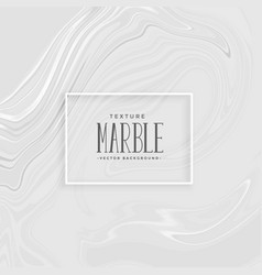 elegant gray minimal marble texture background vector image