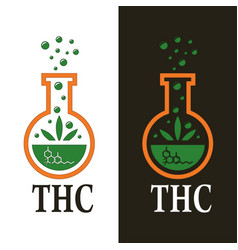 Cannabis as thc vector