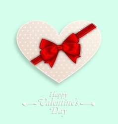 Greeting Background with Wishes for Valentines Day vector
