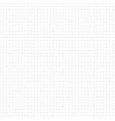 white dotted texture - seamless background vector image