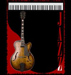 Jazz club vector