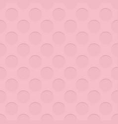 Seamless negative circle pattern texture vector
