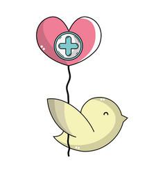 Blood donation cartoons vector