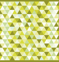 background abstract pattern triangles colorful vector image vector image