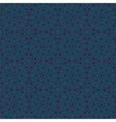 Dark blue seamless pattern in oriental style vector image