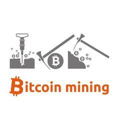 Bitcoin mining vector
