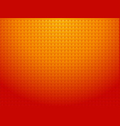 modern jagged orange background vector image