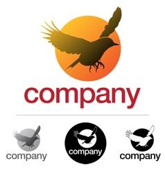 Sunbird vector image