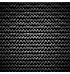 Background with Zigzag Pattern and Metal Texture vector
