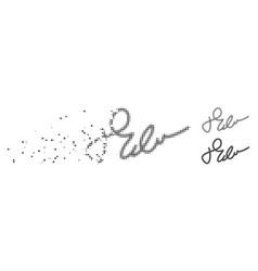 Signature & Transformation Vector Images (17)