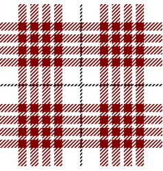 Clan buchanan scottish tartan plaid seamless patte vector