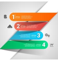 Money finance infographics vector image vector image