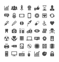 Icon set for website and app vector