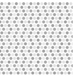 polka dot pattern seamless vector image