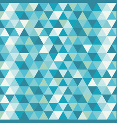 Background abstract pattern triangles colorful vector