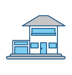 House real estate vector