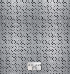 realistic metal texture 3 vector image