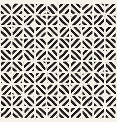 Hand drawn seamless repeating pattern with lines vector