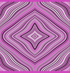 seamless retro pattern with roseate wavy lines vector image