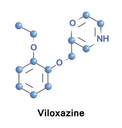 Viloxazine is a morpholine derivative vector