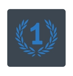 Win icon from Award Buttons OverColor Set vector