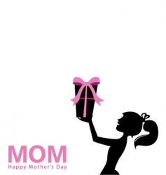 Mother's Day design vector