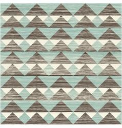 Small Triangular pattern vector image