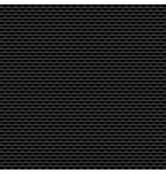 Black carbon background eps10 vector image vector image