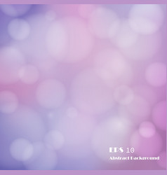 abstract of gradient purple colorful background vector image