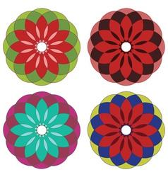 Circular Ornaments vector