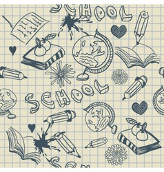 Education Doodle vector image