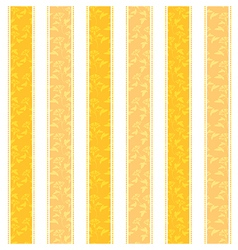 Yellow Line Pattern Background vector