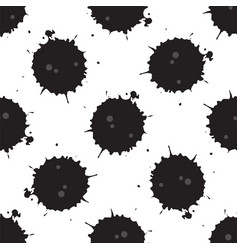 spilled oil pattern vector image vector image