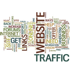 Effective ways to market your online business vector
