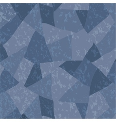 Abstract geometric grunge pattern vector image
