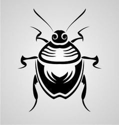 Bugs Tribal vector