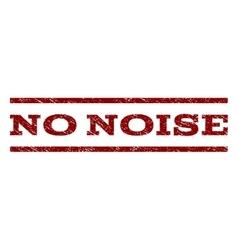 No Noise Watermark Stamp vector