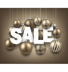 Paper christmas sale vector