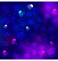 JELLY vector image vector image
