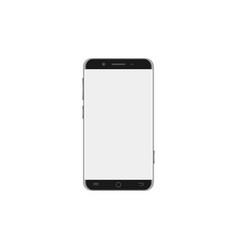 smartphone with big screen vector image