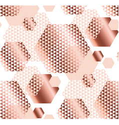 pale rose and white color elegant repeatable motif vector image