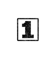 1 watermark stamp vector