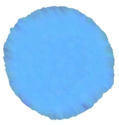 blue watercolor design element vector image vector image