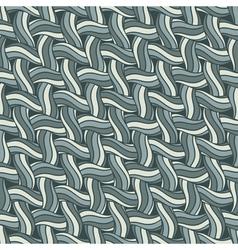 weaving fiber texture vector image vector image