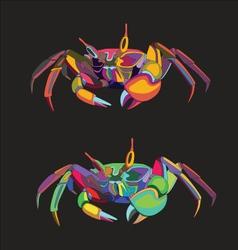 Crab2 vector