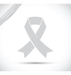 Parkinson disease awareness vector