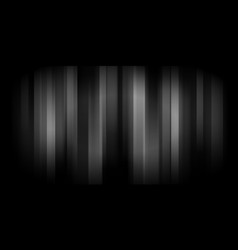 background glowing stripes vector image
