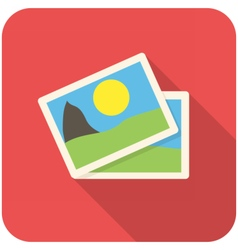 Images icon vector image vector image